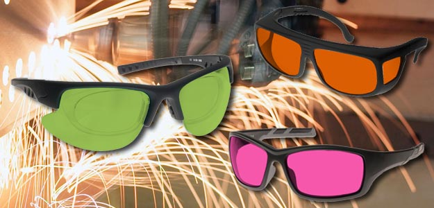 Laser Eyewear: Fitover and Wraparound Glasses