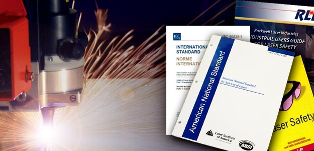 Laser Safety Standards and Other Publications