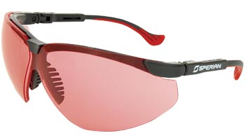 Laser Blocking Sunglasses, XC™ Frame, Salmon