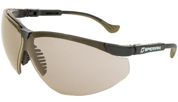 Laser Blocking Sunglasses, XC™ Frame, Bronze