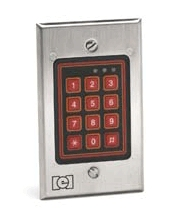 Access keypad for Laser Sentry