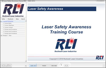 Laser Safety Awareness